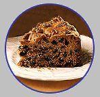 English Fruit Cake - Virtually Fat Free