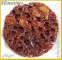 Walnut Lace Cookies