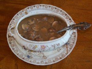 Nadine's Mushroom Gravy