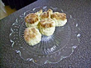 Biscuits or Scones, Buttermilk