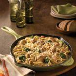 Campbell's Chicken & Broccoli Alfredo