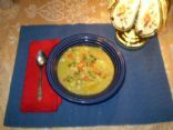 Summer Squash Puree Soup/Stew Base