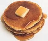 Ground Flax Meal Pancake or Muffin