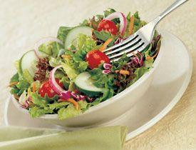 LaRaine's Veggy Dinner Salad