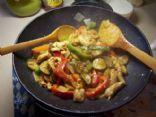 Paula's Teriyaki Chicken Stir Fry