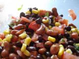 Corn and Black Bean Mixed Up Salsa