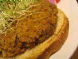 Sundried Tomato & Pesto Burgers