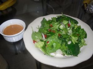Orange Avacado Salad Dressing