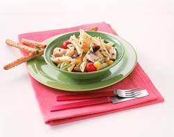 pasta salad w/tuna