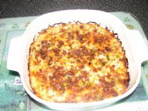 Mock Mashed Potato Casserole