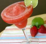 Freezy-Fresa Strawberry Margarita