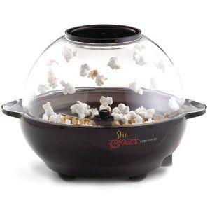 Snack: Stir Crazy Popcorn