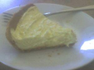 4 Ingrediant Fluffy Cheesecake