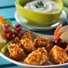 Spicy Crunchy Chicken Nuggets