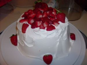 better for you strawberry shortcake