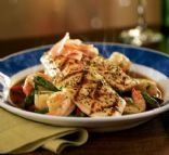 Red Lobster's Wood-Grilled Tilapia in a Spicy Soy Broth
