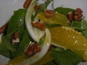 Luna's Watercress, Fennel & Citrus Salad