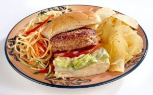 turkey burger italian