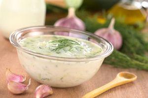 Nancy's Easy Tzatziki (Greek Yogurt Sauce to Die For!)