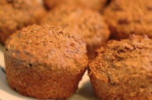 High Fiber Bran Muffins