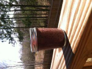 Super-berry-Chia-kale-smoothies