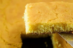 Cotton Country Cornbread~Southern Egg Bread style