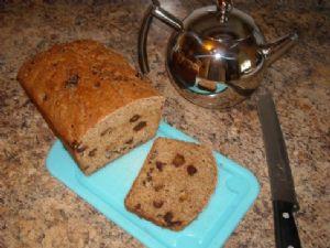Walnut Date Spelt Bread