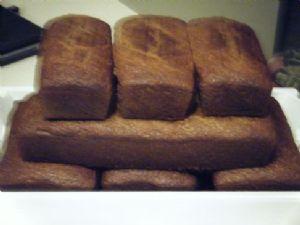 Pumpkin Bread with Splenda