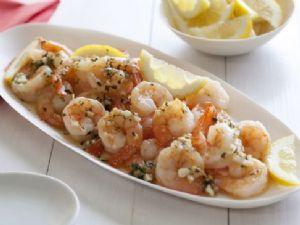 Eating For Life - Shrimp Scampi