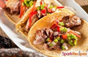 Slow Cooker Roasted Pork Tenderloin Carnitas