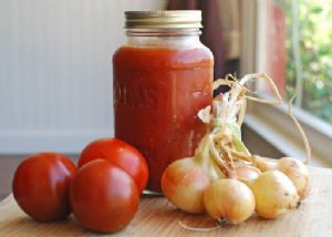 Homemade Marinara Sauce for Canning