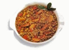 Creole Lentils Stew