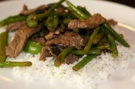 Stir-fried Beef with Asparagus