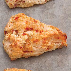 Pimento cheese scones