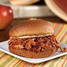Hot Leftover Brisket Sandwiches