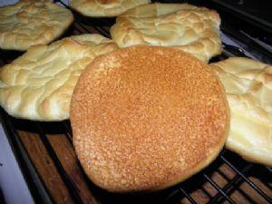Cloud Bread (aka Oopsie Rolls)