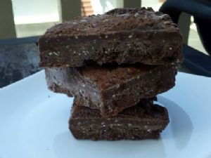 No-Bake Black Bean Energy Bar Recipe