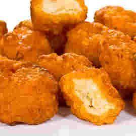 Crunchy Healthy Nuggets