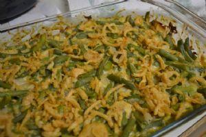 Turkey Green Bean Casserole