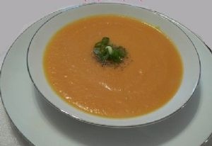 My Favorite Pumpkin Soup