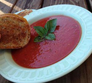 1234 HCG Tomato Basil Soup