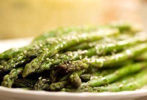 Asian-Inspired Asparagus
