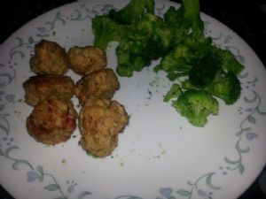 Medifast Chicken Meatballs