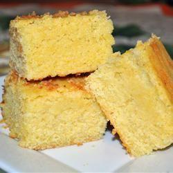Buttermilk Cornbread (Fat free)