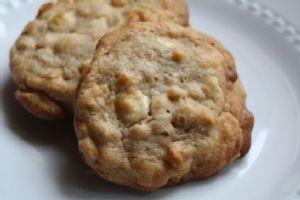 Dozer's Dark Chocolate Macadamia Nut Cookies