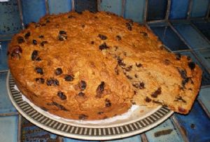 Sweet Potato Fruit Cake