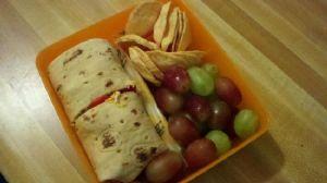 Turkey Lunch Wrap