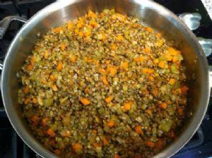 Ina Garten's French Lentils