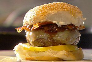 Brisket Burger by Tyler Florence modified