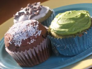 Sugar-free Matcha Green Tea Frosting